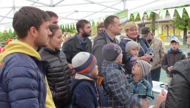 24 сентября в Московском зоопарке праздновали День леса.