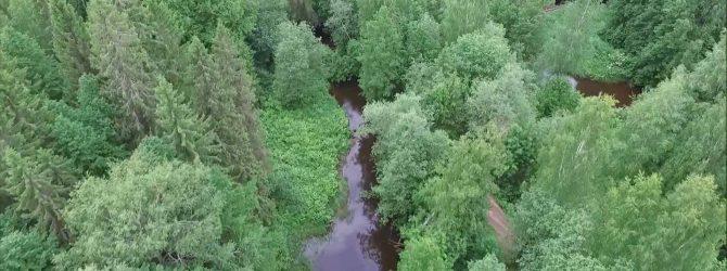 Полет над Сехой (новый видеофрагмент)