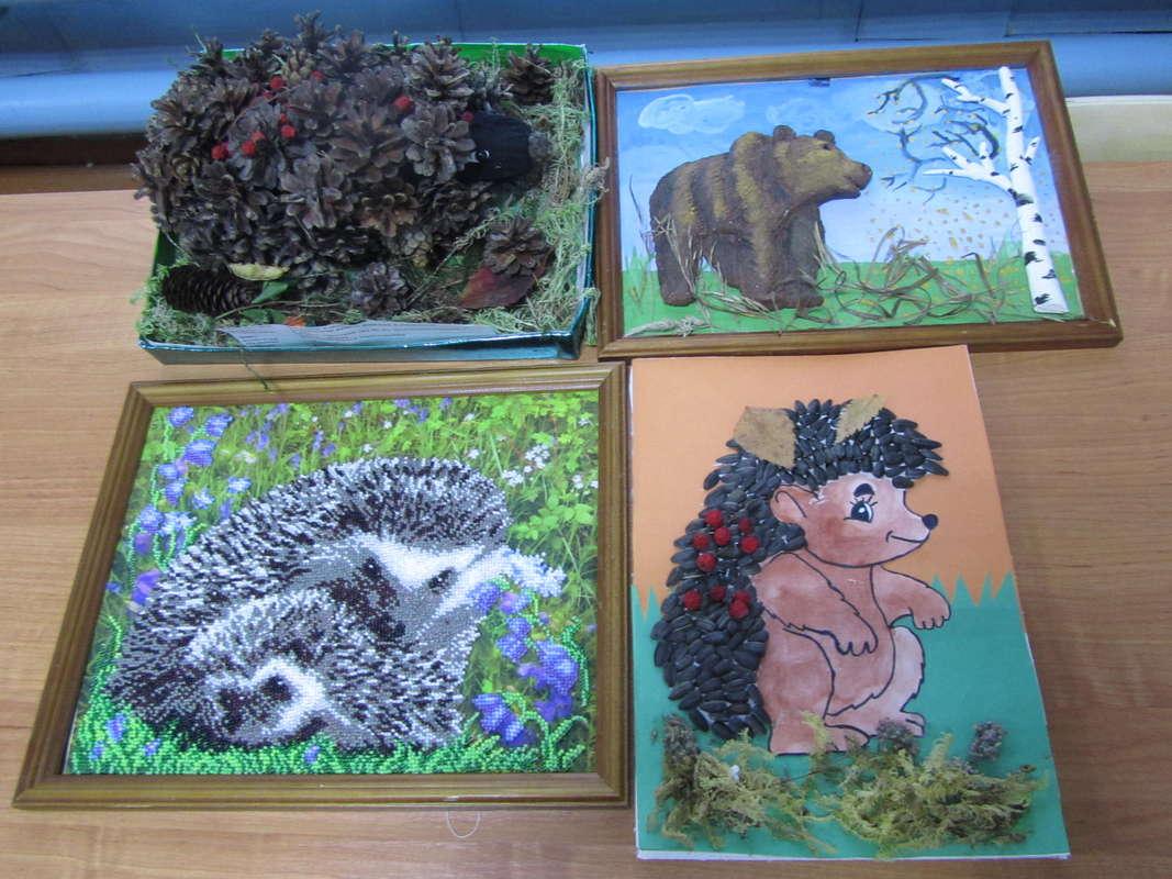 конкурс сувенирных изделий «Живые символы Кологривского леса»