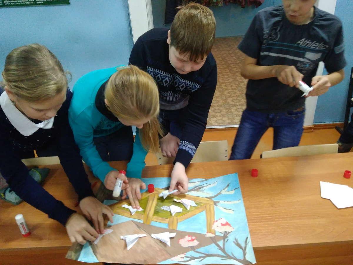 Общероссийская культурно-экологическая акция «Покормите птиц» 2018