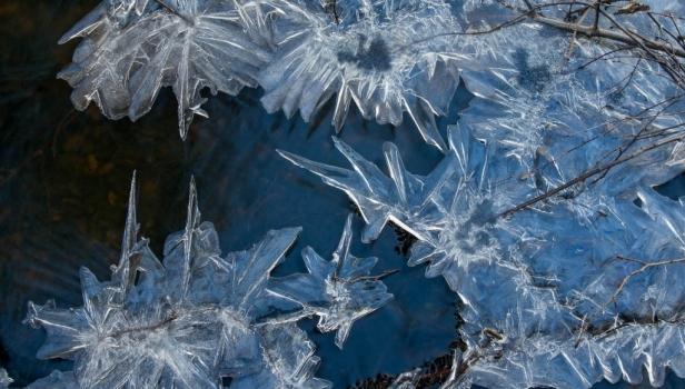 Первый лёд на Сехе