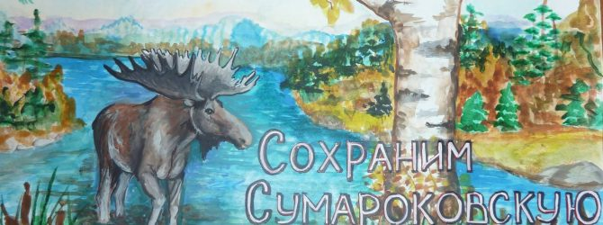 Конкурс плакатов «Сохраним заповедную природу»